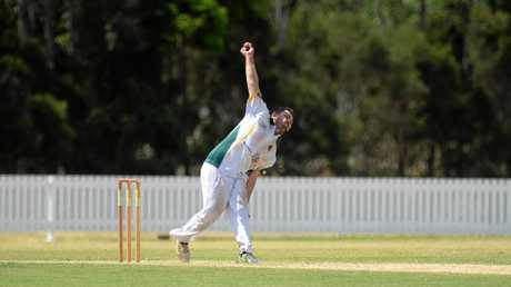 Gracemere's Luke Johnstone took two wickets.