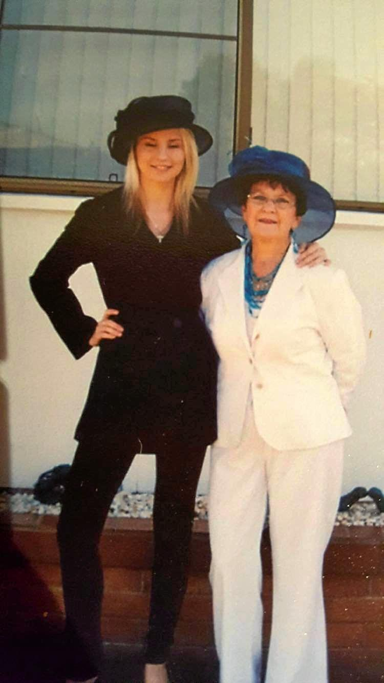 Coast woman Amy Rendell will climb Mount Island Peak for Rare Cancer Australia. Her grandmother, June passed away in April last year after being diagnosed with small cell carcinoma.