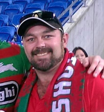 TRAGEDY: Andrew Cole, who was killed in a car crash on the weekend north west of Gympie, coached the Murgon Mustangs rugby league U14 team.