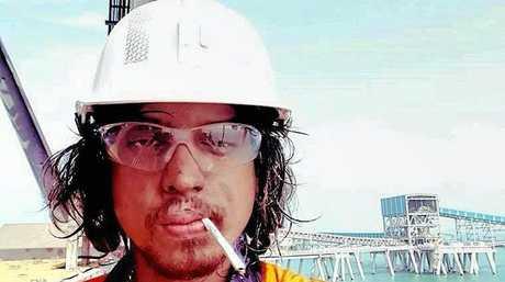 Izaac Raymond Addis-Pungatara, 27, from North Mackay.