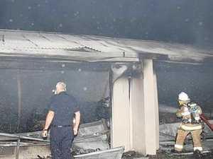 Arson accused extradited over suspicious CQ duplex fire