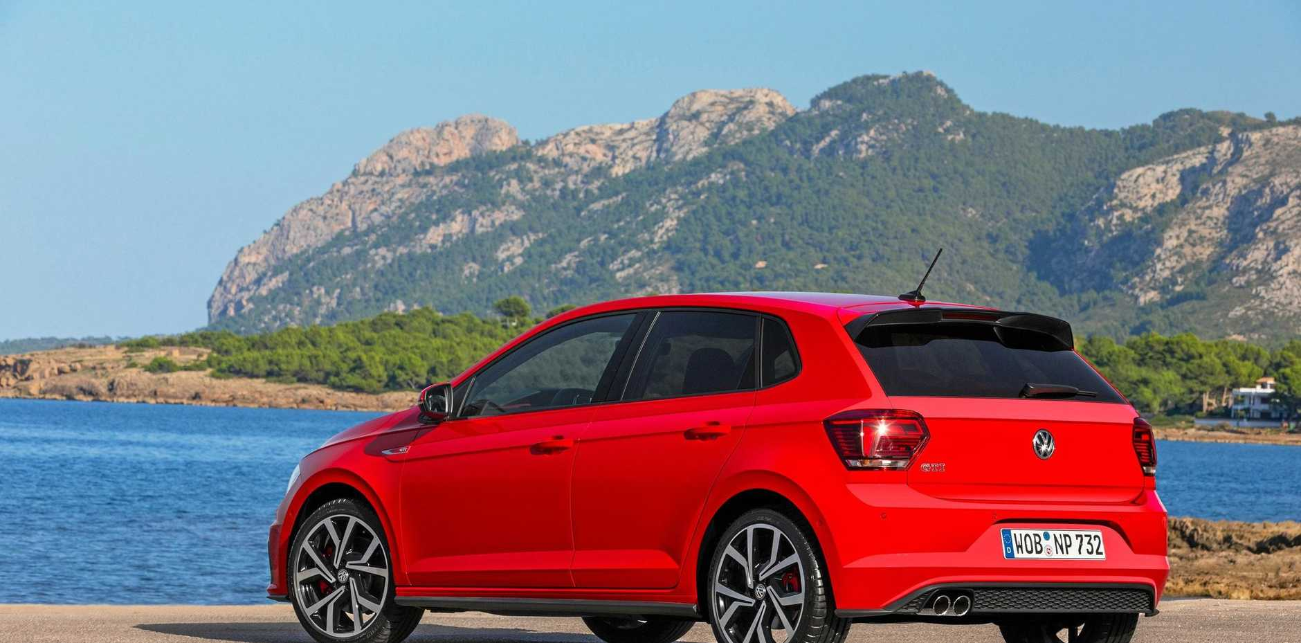 The Volkswagen Polo GTI is priced from $30,990 plus on-roads, and will arrive during August.