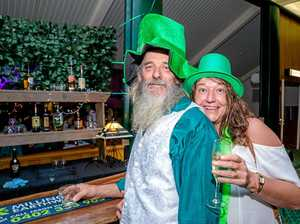 Malarky and mischief rule at annual St Paddy's Day craic