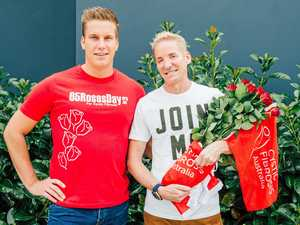 Come on Gympie, join the 65 Roses Campaign