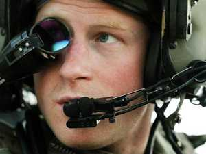 Prince Harry 'blew Taliban to bits'