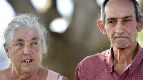 Need answers: Rachel Antonio's parents Ian and Cheryl. Picture: Wesley Monts