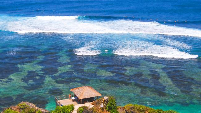 The news might have some thinking of a trip of Uluwatu.