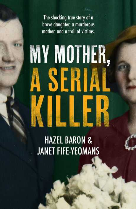 Hazel tells the story of her murderous mother in My Mother, A Serial Killer, out now.
