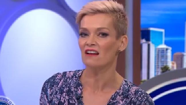 Jess Rowe speaks up in Georgie's defence.
