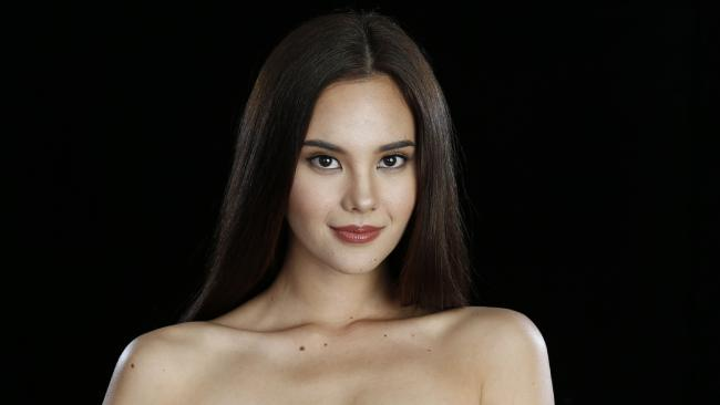 Australian Catriona Gray of Cairns has been crowned Miss Universe Philippines 2018.
