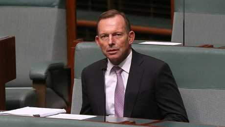 Tony Abbott has defended Peter Dutton's remarks on South African farmers.