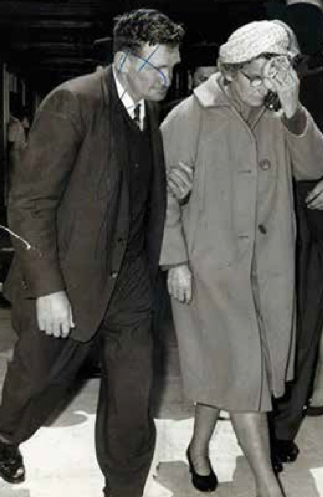 Dulcie Bodsworth was finally arrested in 1964.