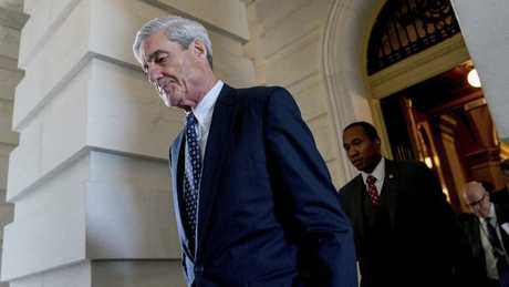 Robert Mueller is investigation Russian interference in the 2016 election. Picture: Andrew Harnik/AP