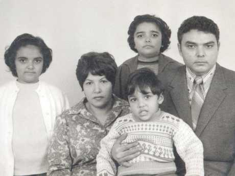 Anne Aly arrived in Australia as a two year old with her family from Egypt.