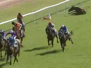 Jockey remains in ICU at Coffs Harbour