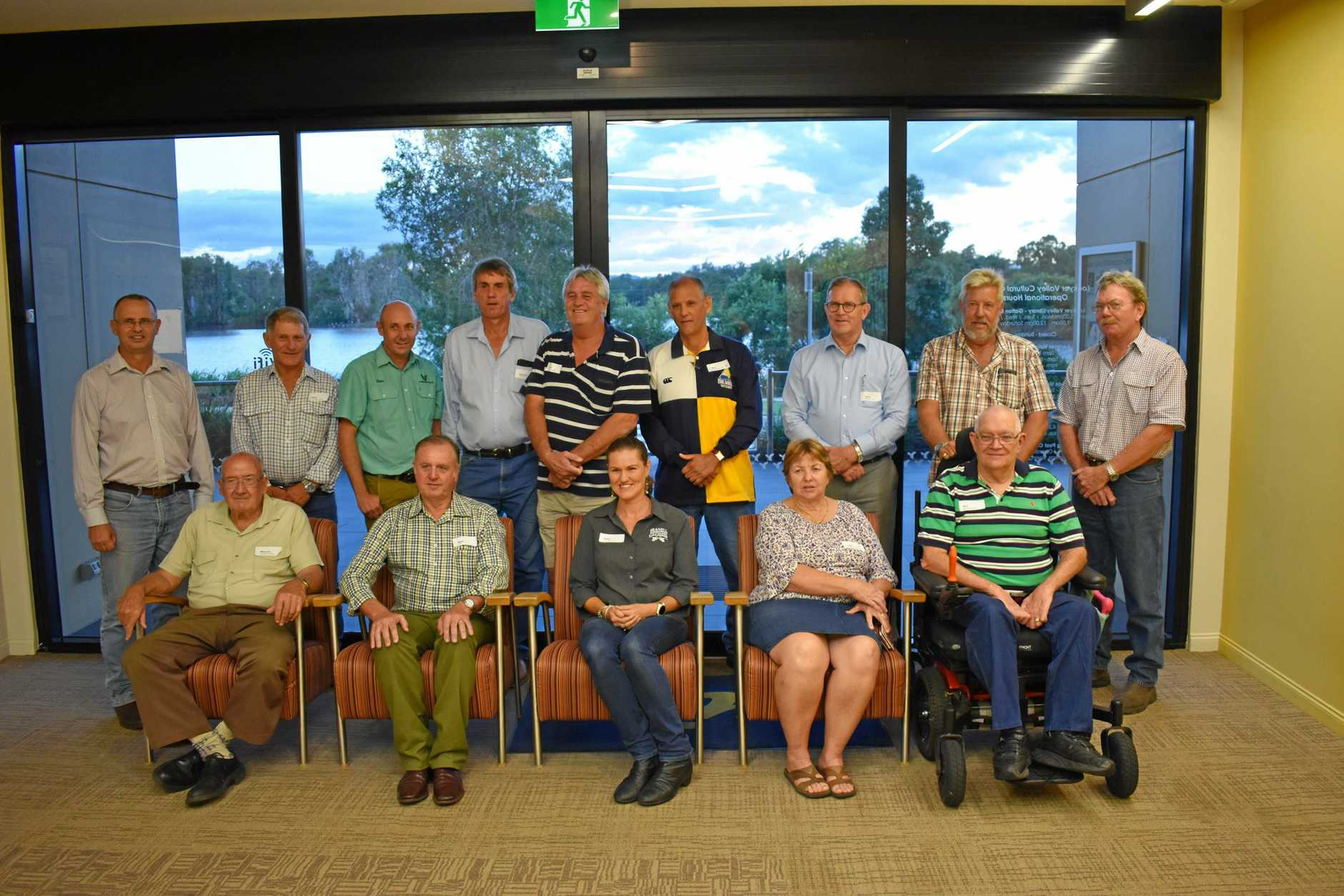 COMMUNITY'S VOICE: ATRC's Lockyer Valley Community Consultative Committee.