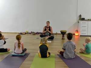 Next generation of yogis learn in the Lockyer