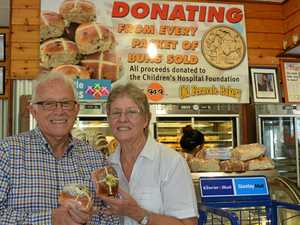Bid on hot cross buns to help raise funds