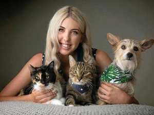 Bundy animal lover nominated for charity pet rescue