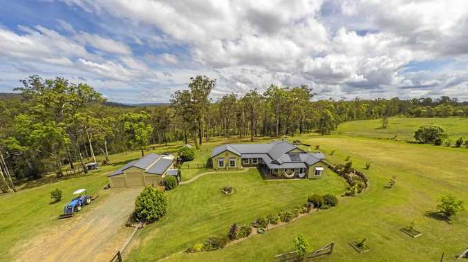 This riverside rural retreat has it all
