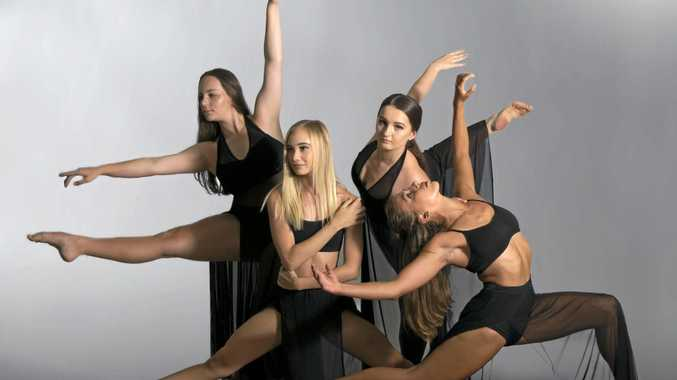 STRIKE A POSE: Neo Vida dance company is presenting Control2 at The J, Noosa.