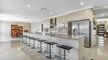 12 Stringybark Avenue, Norman Gardens recently sold for $760,000 last month.