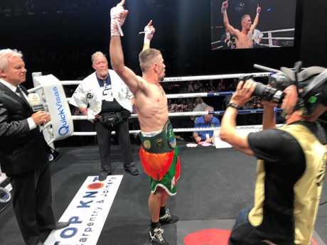 5-1 underdog beats undefeated world rated Haithem Laamouz at The Star Casino
