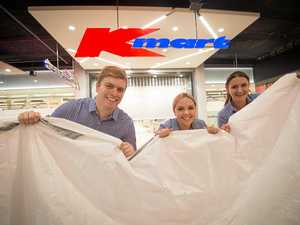 The wait is over: Kmart grand opening this week