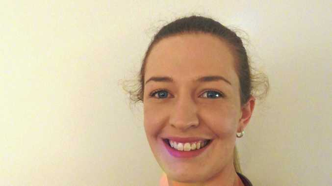NEW APPOINTMENT: Dr Ashleigh Walker is to start in St George in May.