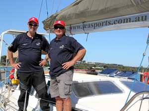 Coast sailors eye Osaka challenge as weather looms large