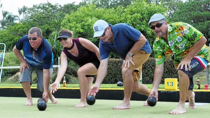 BAREFOOT: Bell Bowls Club are hoping for a good turn out for their barefoot bowls day.