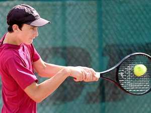 Rising Fraser Coast tennis star to represent Australia