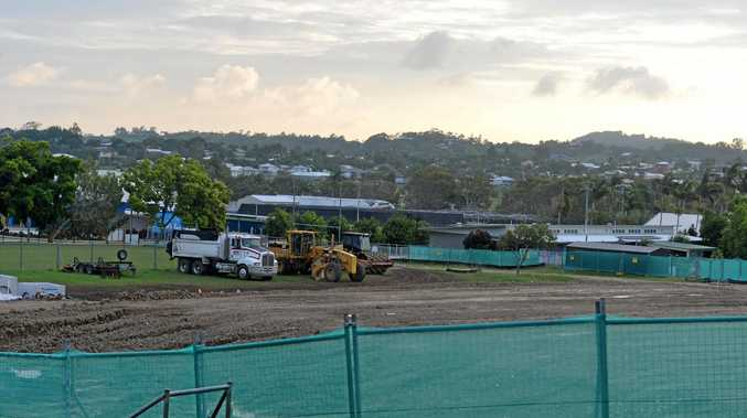 New building development at Eimeo Road State School