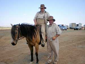 Hollywood cowboy ropes in Darling Downs tourism market