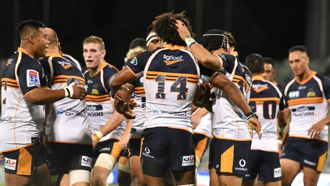The Brumbies are approaching their next month as do-or-die for their season.
