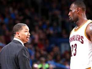 Cavaliers coach takes break from team