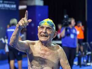 99-year-old earns Comm Games selection