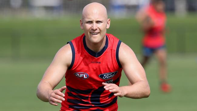 Gary Ablett will play in Round 1. Picture: Glenn Ferguson