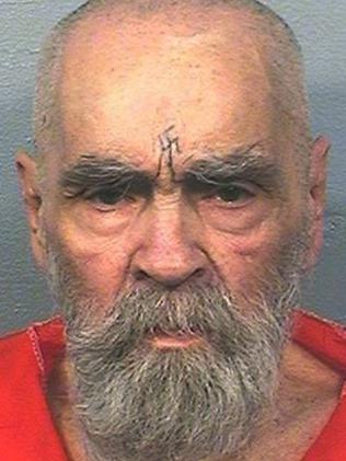 The grandson of Charles Manson fought a legal battle over the killer's remains. Picture: AP
