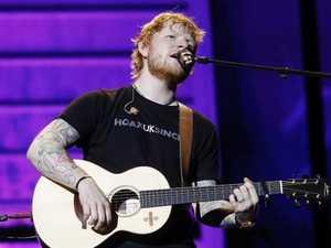 Ed Sheeran wows Brisvegas
