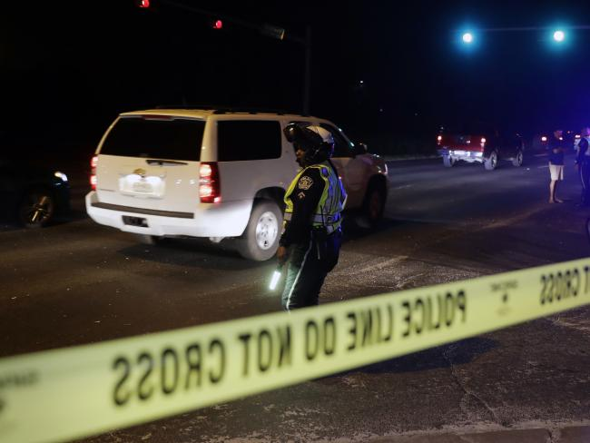 A fourth explosion has rocked Austin, Texas, with two dead and four injured in the blasts. Picture: AP Photo/Eric Gay