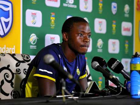 Kagiso Rabada would be a huge loss to the South African team.