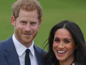 Royal wedding invites revealed