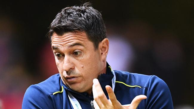 Paul Okon has quit as Central Coast Mariners coach.