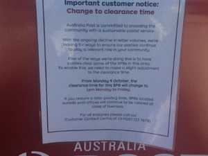 Aus Post 'forgets' mailbox for five months