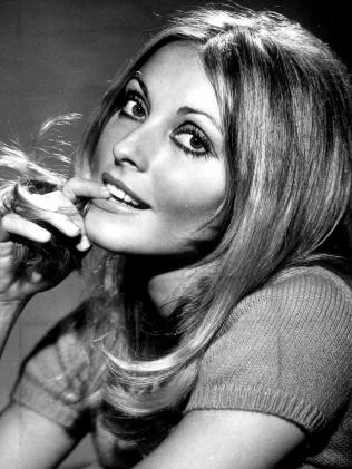 Sharon Tate was heavily pregnant when she was murdered.