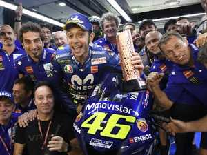 'Just one thing is important': Rossi hits back at doubters