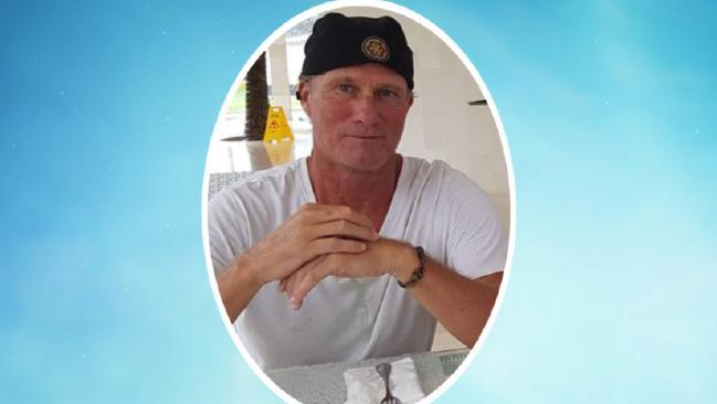 Australian man Andrew Richard Wiseman, 52, died while surfing at Tanjung Aan Beach, Lombok on Sunday. Picture: Facebook/JivanaResort