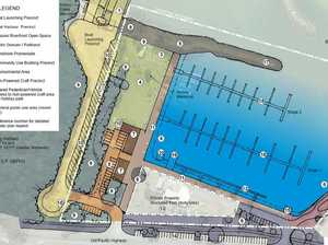 Have your say on new harbour plans
