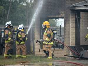 Gracemere structure fire